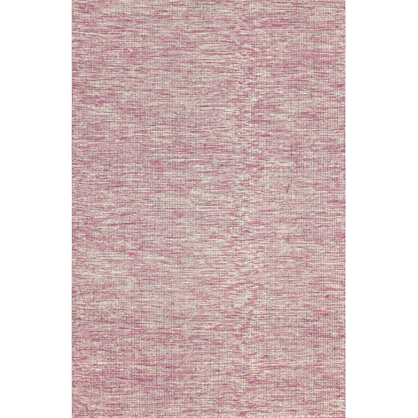 Ayers Wool Pink Area Rug by nuLOOM