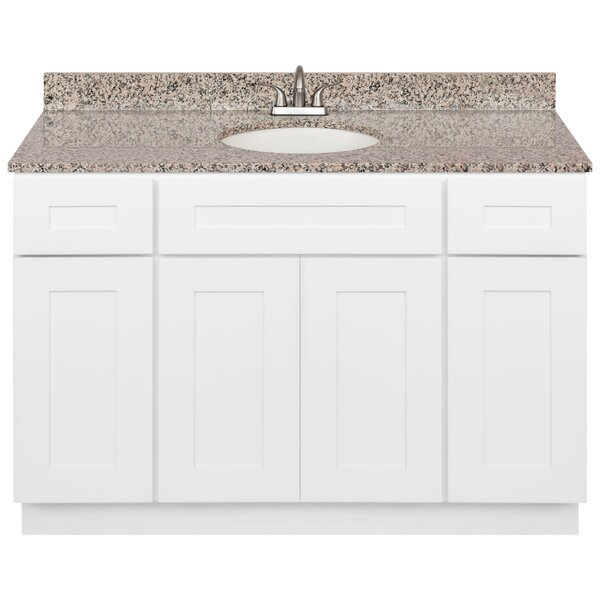 Strader 48 Single Bathroom Vanity Set by Winston Porter