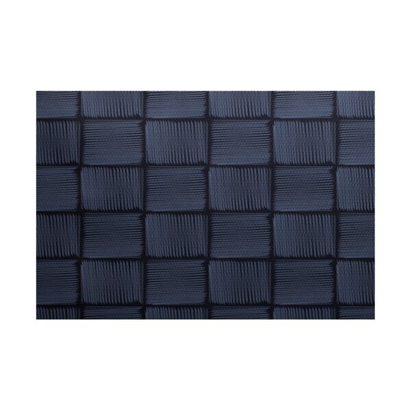 Uriarte Geometric Print Blue Indoor/Outdoor Area Rug by Wrought Studio