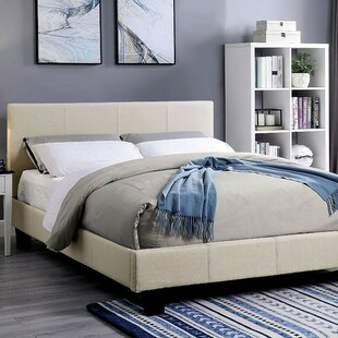 Upson Platform Bed by Ebern Designs