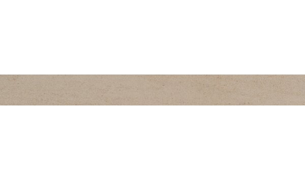 Livingstyle Bull Nose 2 x 24 Porcelain Field Tile in Beige by MSI