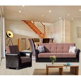 Gennadiy 2 Piece Living Room Set by Red Barrel Studio®