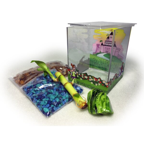 Princess Aquarium Kit by Funology Innovations, LLC.