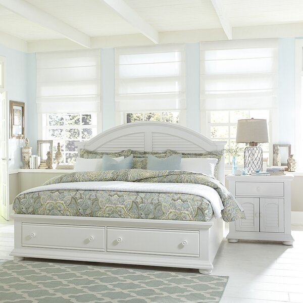 Dickens Headboard by Beachcrest Home