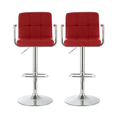 Adjustable Height Bar Stools You Ll Love Wayfair Co Uk