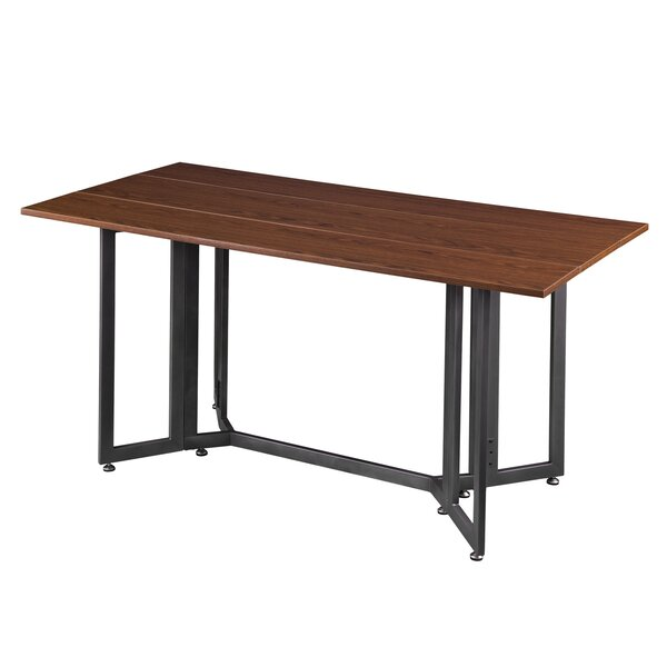 Eleanora Drop Leaf Console to Dining Table by Ivy Bronx