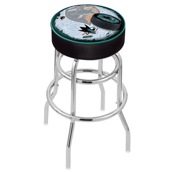 NHL 30 Swivel Bar Stool by Holland Bar Stool