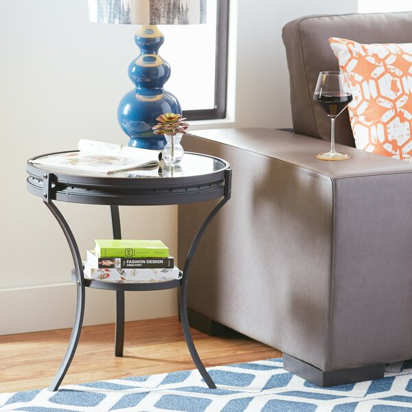 Mcelrath End Table by Brayden Studio