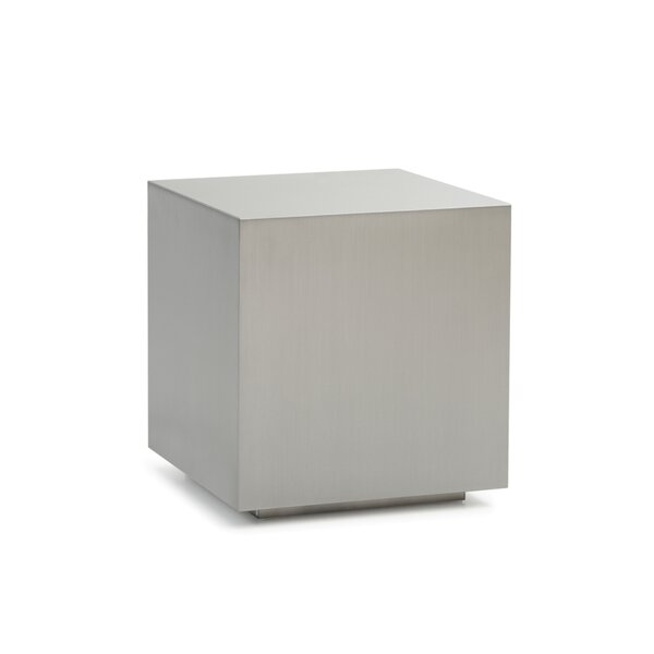 Mikell End Table by Orren Ellis