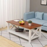 Phoenicia Coffee Table with Storage by Gracie Oaks