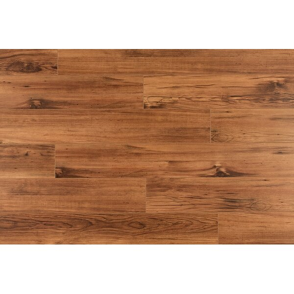 Original 47.85 x 4.96 x 15mm Laminate Flooring in Country Acacia by Dekorman