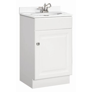 Bargain Steubenville 18 Single Bathroom Vanity Set By Andover Mills