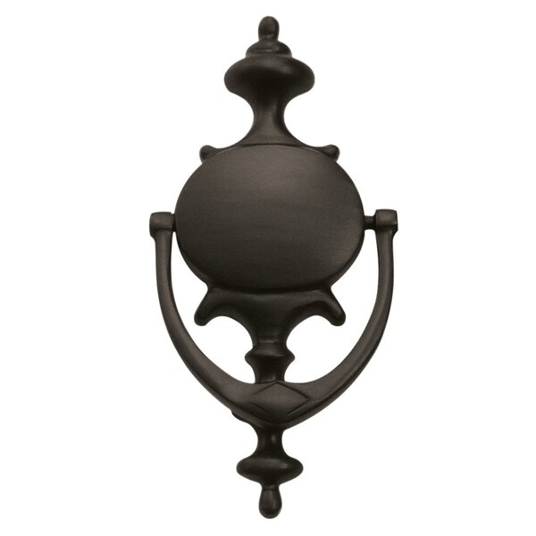 Imperial design Door Knocker by Deltana