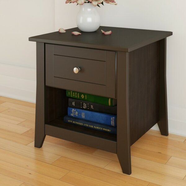Jasmine End Table By Andover Mills 2019 Sale