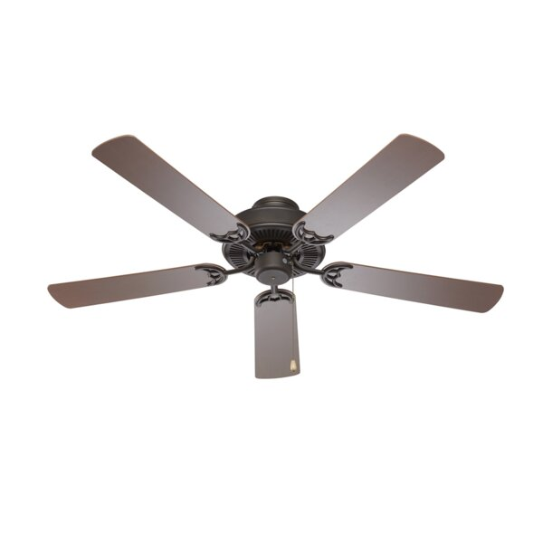52 Leesburg 5-Blade Ceiling Fan by Charlton Home