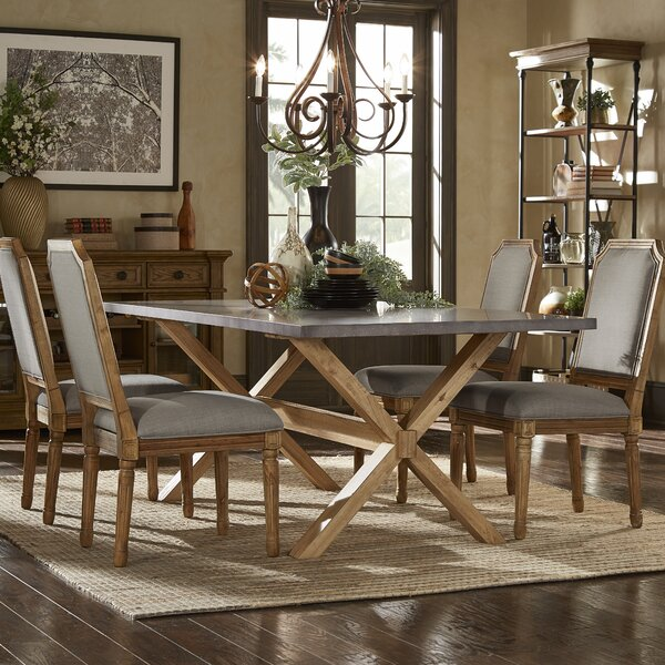 Peterson 5 Piece Dining Set by Union Rustic