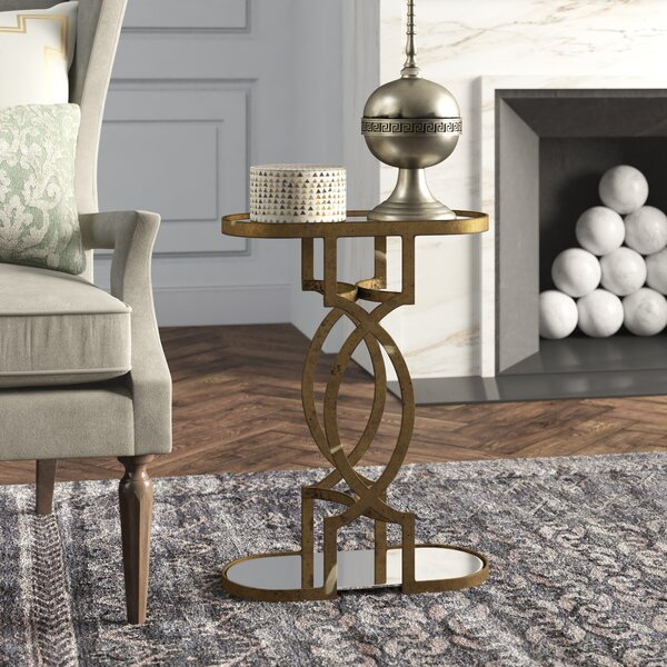 Natasha End Table by Gabby