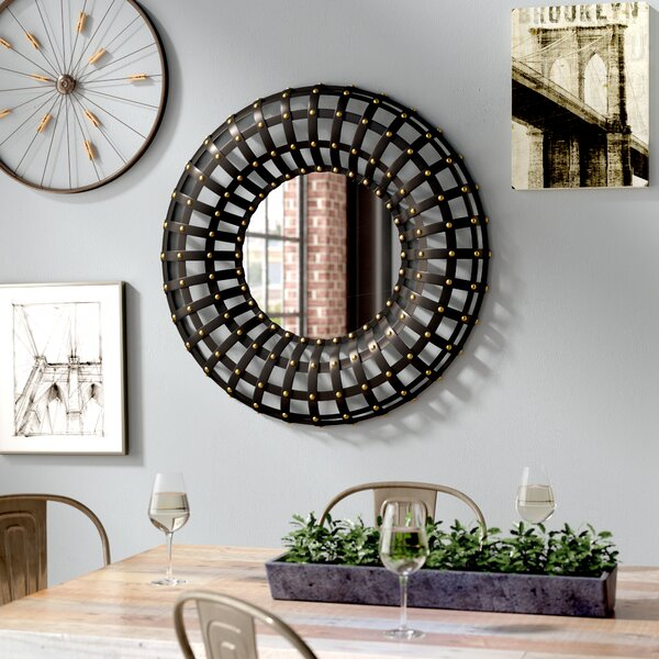 Ogier Accent Mirror by Signature Design by Ashley