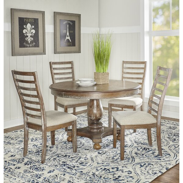 Bray 5 Piece Dining Set by Ophelia & Co.