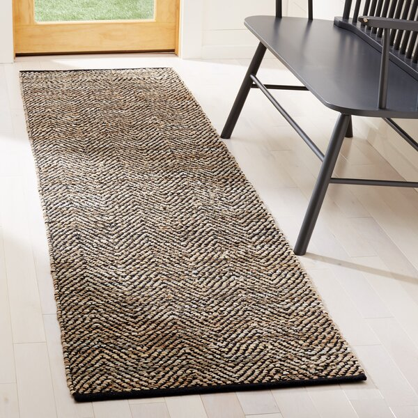 Swayze Hand Tufted Beige Cotton Area Rug by Mistana