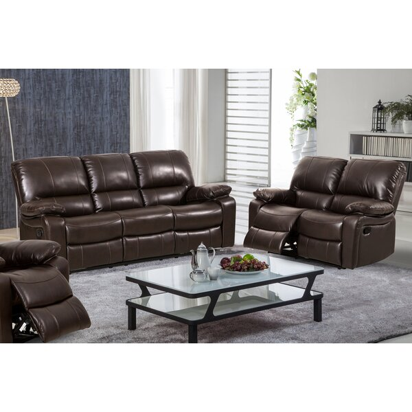 Baril 2 Piece Reclining Living Room Set by Winston Porter