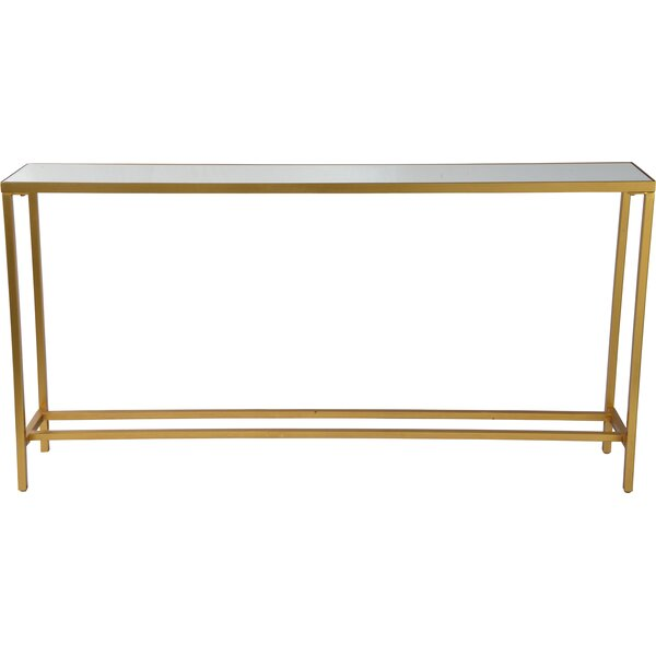 Houlihan Console Table by Mercer41 Mercer41