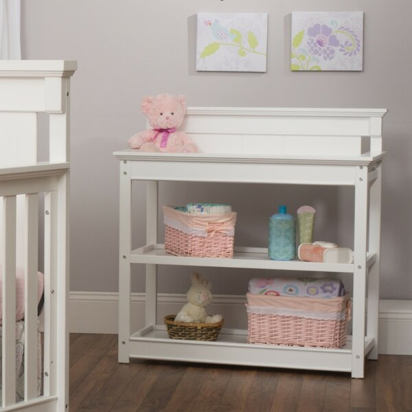 Bradford Changing Table by Child Craft