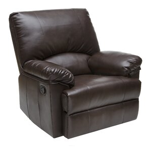 Manual Rocker Recliner by Relaxzen