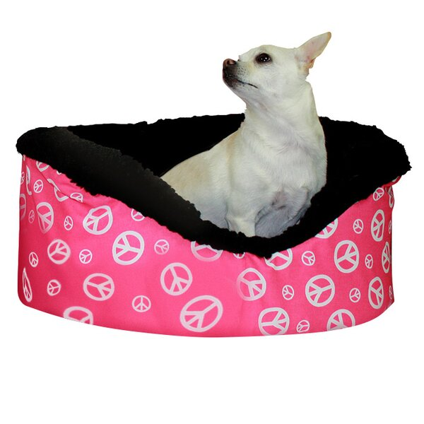 Snoozer Janis Bolster Pet Bed by Snoozer Pet Products