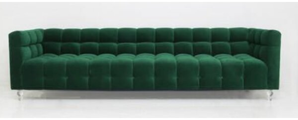 Buy Online Top Rated Delano Chesterfield Sofa by ModShop by ModShop