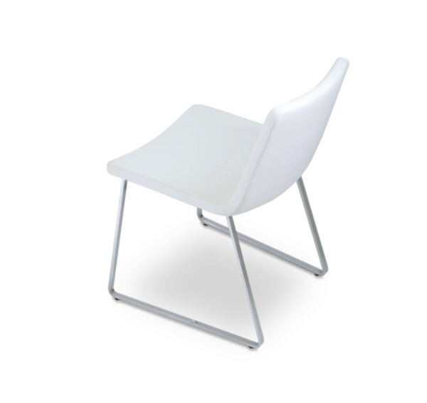 Roma Sled Chair by sohoConcept