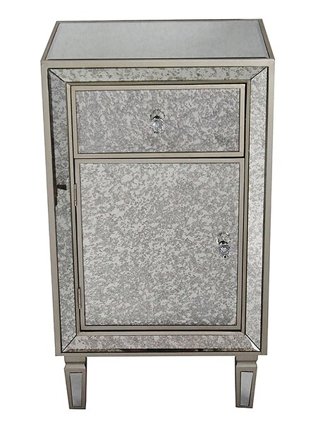 Twyla 1 Drawer Accent Cabinet by House of Hampton