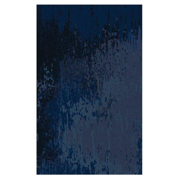 Johnna Navy Rug by Latitude Run