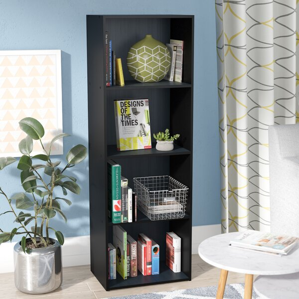 Milagros Standard Bookcase by Zipcode Design
