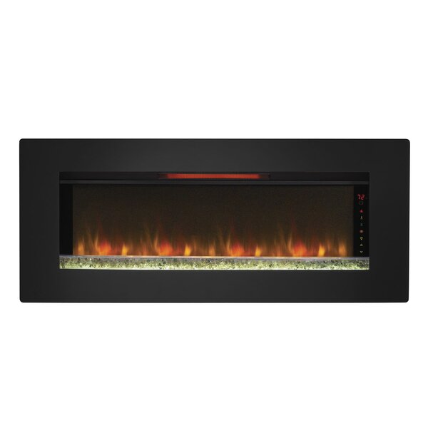 Felicity Wall Mounted Electric Fireplace by Classic Flame