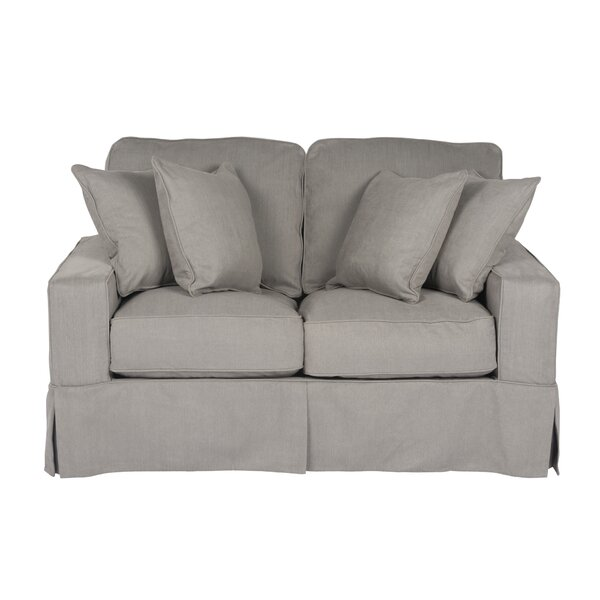Elsberry Loveseat by Darby Home Co Darby Home Co