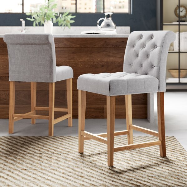 Independence 24 Bar Stool (Set of 2) by Greyleigh
