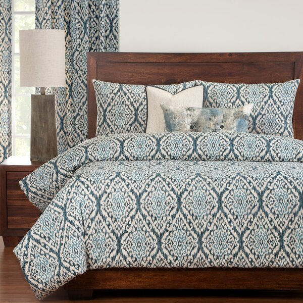 Rhodes Luxury Duvet Cover Set