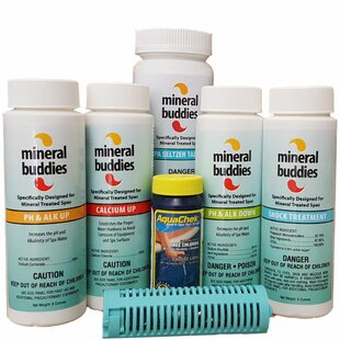 Mineral Buddies Mineral Boss Spa Purifier Kit by Carefree Stuff