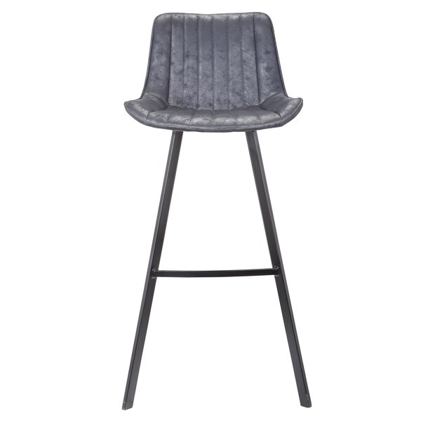 Gilder Fabric 31.5 Bar Stool (Set of 2) by Williston Forge