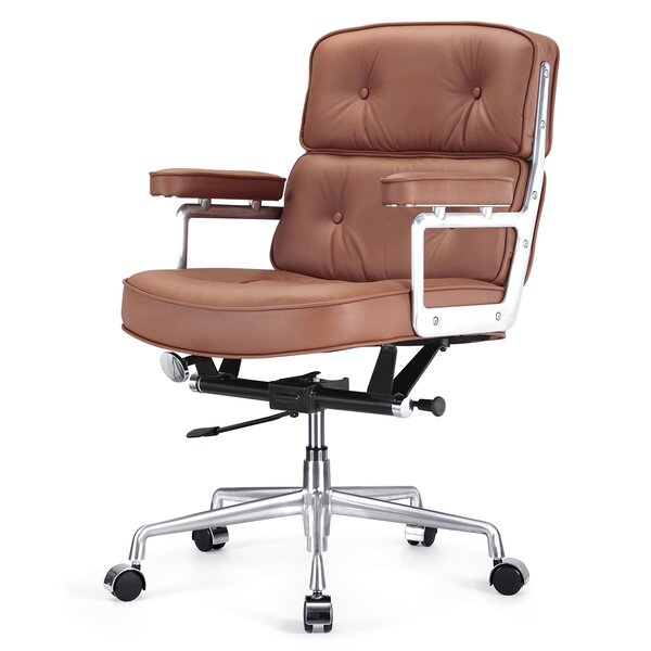 Leather Executive Chair by Meelano