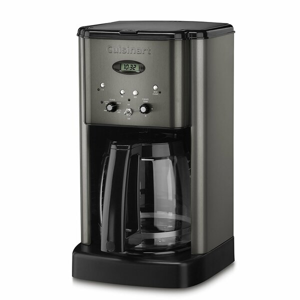 12-Cup Brew Central Programmable Coffee Maker by C