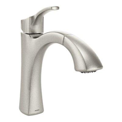 Kitchen Faucet Single Handle Reflex Duralock Spot Resist Stainless 8025 Product Image