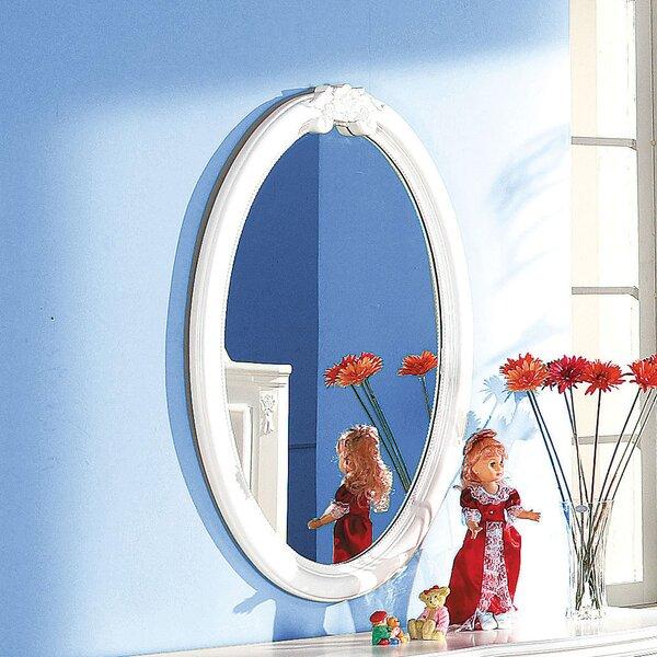 Rentchler Oval Dresser Mirror by Red Barrel Studio