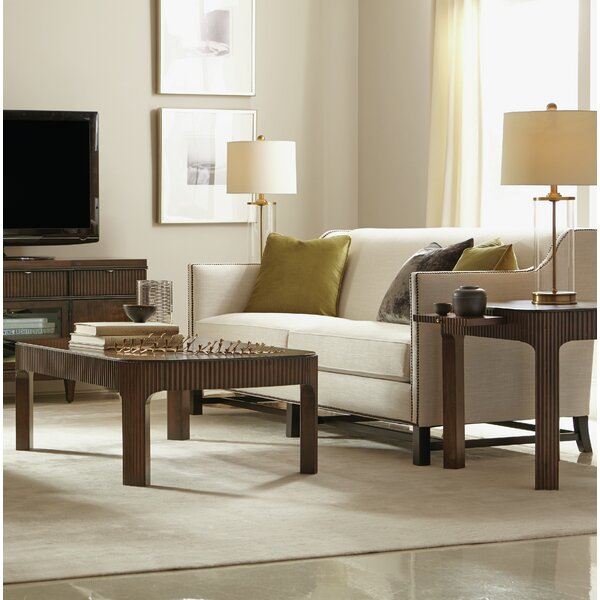 Beverly Glen End Table by Bernhardt