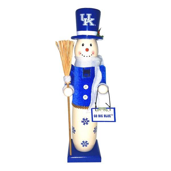 Kentucky Snowman Nutcracker by Santa's Workshop