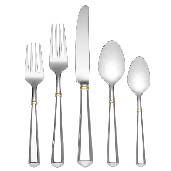 Todd Hill 5 Piece Place Setting by kate spade new york