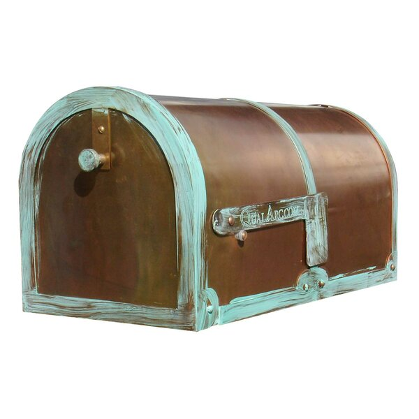 Provincial Post Mounted Mailbox by Qualarc