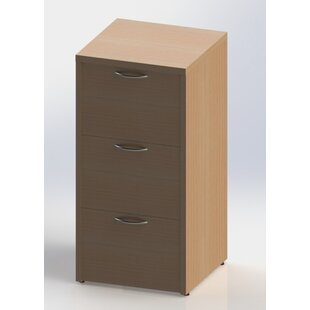 cherry wood filing cabinets | wayfair.co.uk 3 drawer wood file cabinet
