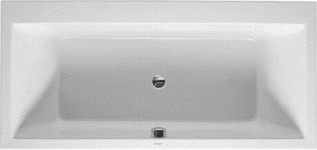 Vero 75 x 36 Soaking Bathtub by Duravit